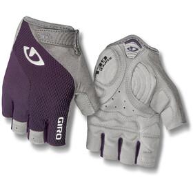 Giro Strada Massa Gel Gloves Women dusty purple/white
